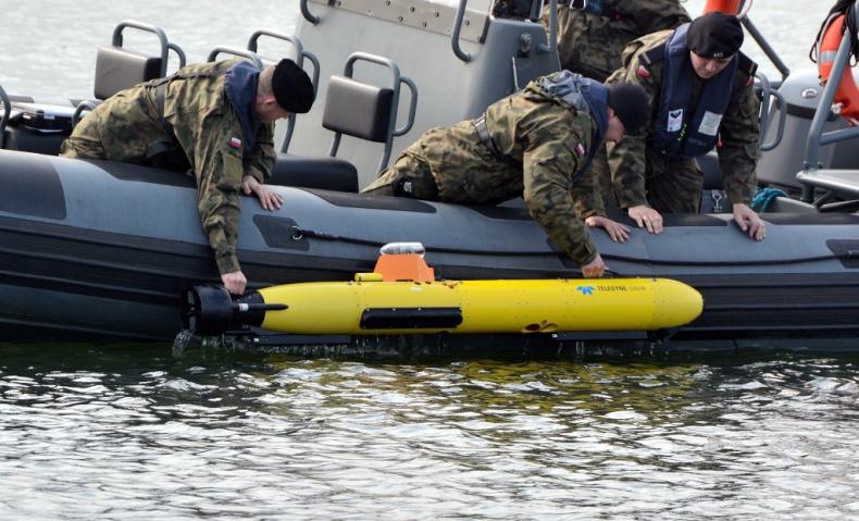 AUV GAVIA – jednostka wsparcia Marynarki Wojennej RP i niestrudzony badacz morskich głębin - GospodarkaMorska.pl