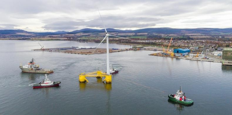 Szkocka branża offshore wind stawia na Port Cromarty Firth  - GospodarkaMorska.pl