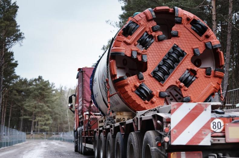 Naimski: Gazociąg Baltic Pipe do końca 2022 roku uzyska pełną przepustowość - GospodarkaMorska.pl