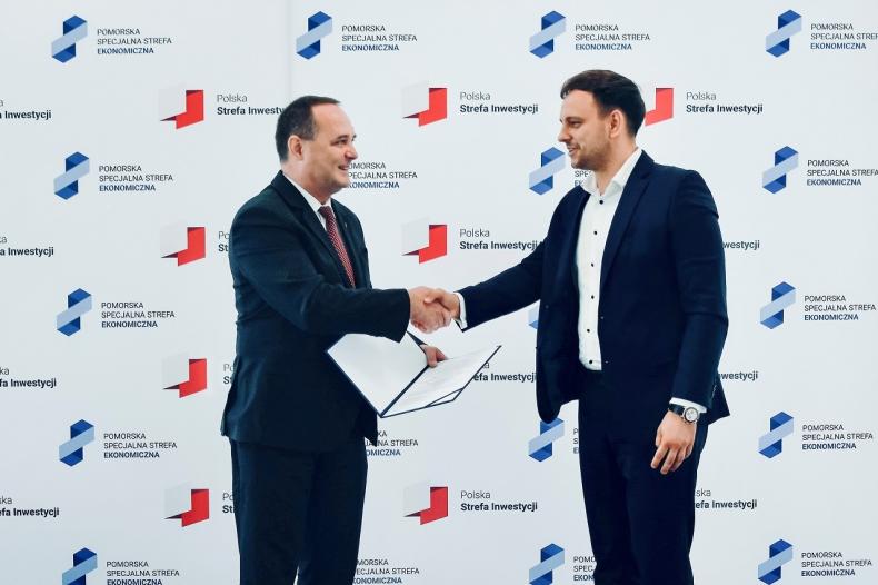 Nowy zakład produkcyjny w Gniewie. Zainwestują 21 milionów złotych - GospodarkaMorska.pl