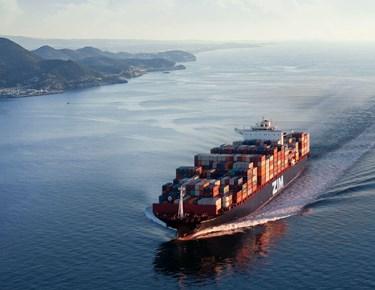 ZIM czarteruje kolejne pięć statków typu boxship o pojemności 7000 TEU napędzanych LNG od Seaspan Corp - GospodarkaMorska.pl