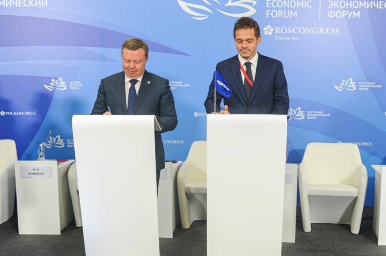Port Władywostok ma stać się hubem kontenerowym dla Północnego Szlaku Morskiego - GospodarkaMorska.pl