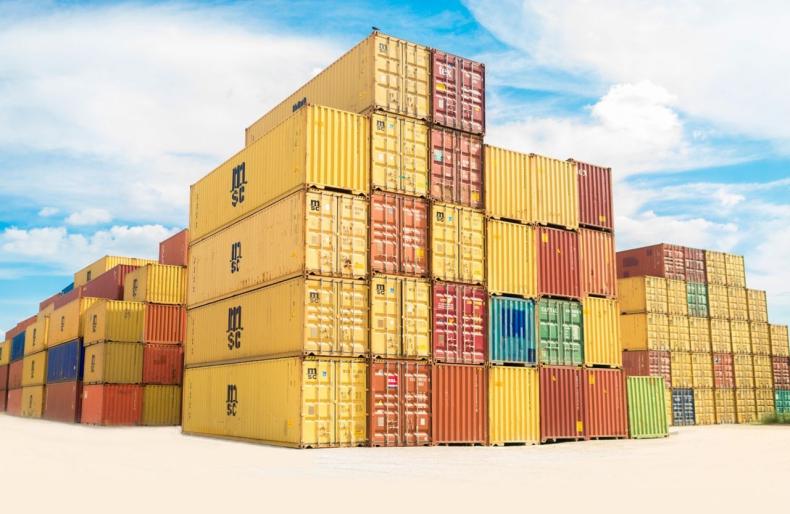 Chiny kontenerem stoją. Jak Chińczycy zawładnęli globalną produkcją kontenerów  - GospodarkaMorska.pl