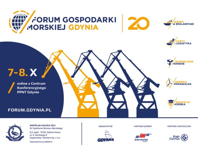 Forum Gospodarki Morskiej Gdynia - GospodarkaMorska.pl