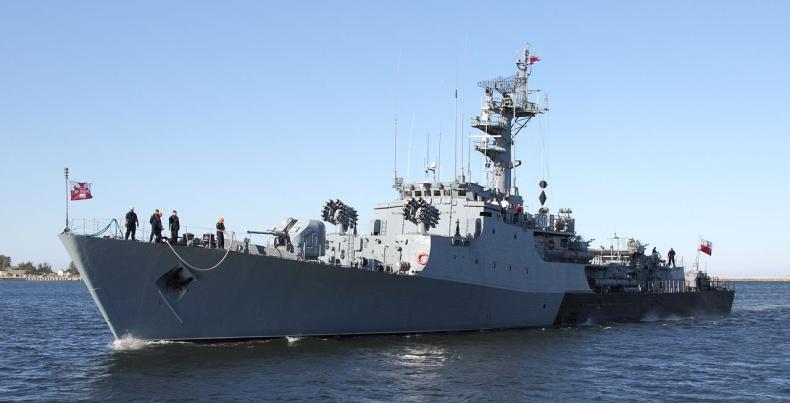 Net Marine naprawi ORP Kaszub  - GospodarkaMorska.pl