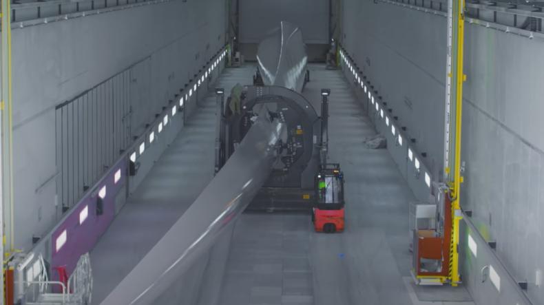 Siemens Gamesa wprowadził na rynek łopatę wiatrową w pełni nadającą się do recyklingu - GospodarkaMorska.pl