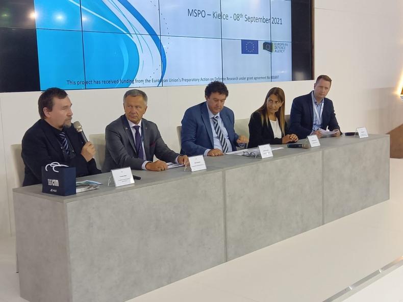 """Projekt """"Ocean2020"""" na targach MSPO w Kielcach - GospodarkaMorska.pl"""