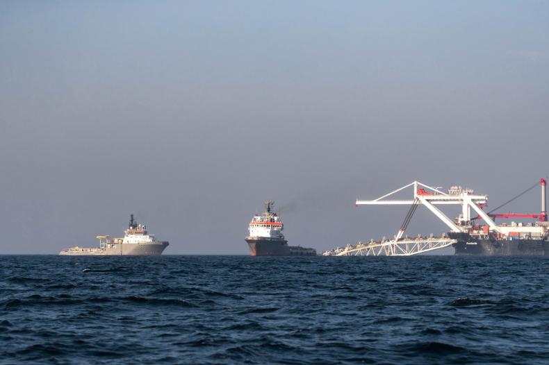 Politycy mówią o sprzeciwie, tymczasem Nord Stream 2 oficjalnie ukończony - GospodarkaMorska.pl
