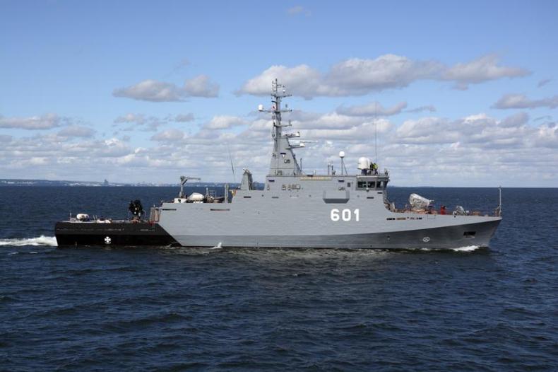 ORP Albatros rozpocznie służbę w listopadzie - GospodarkaMorska.pl