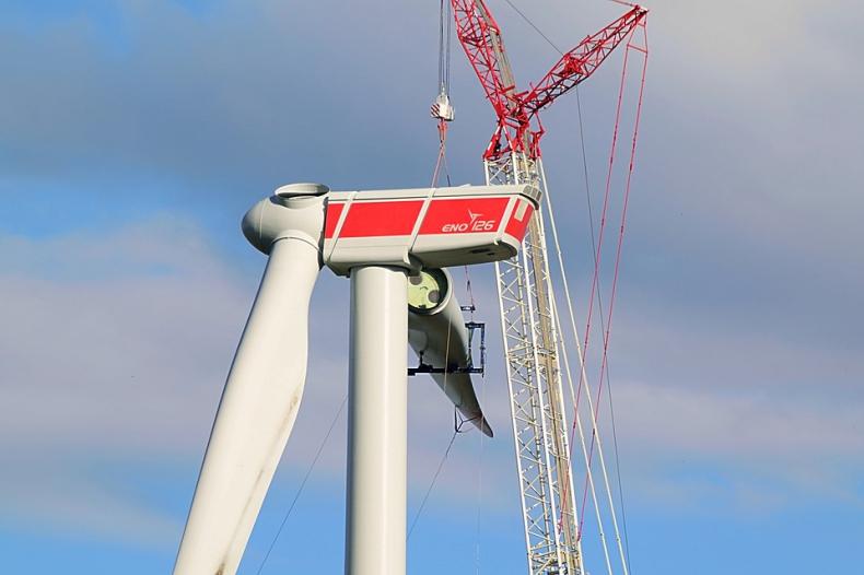 Rekordowa ilość instalowanej morskiej energii wiatrowej nie wystarczy do osiągnięcia poziomu zerowego netto - GospodarkaMorska.pl
