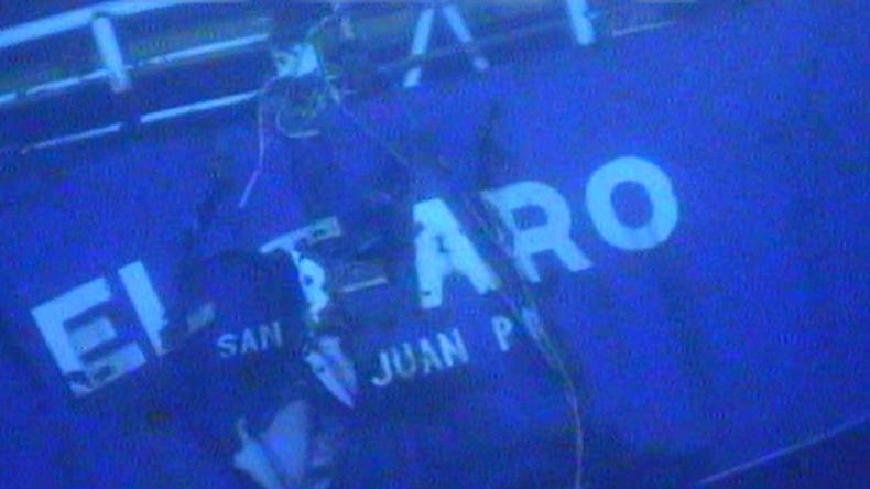 """Zatonięcie """"El Faro"""" – statek z amerykańsko-polską załogą w oku cyklonu - GospodarkaMorska.pl"""