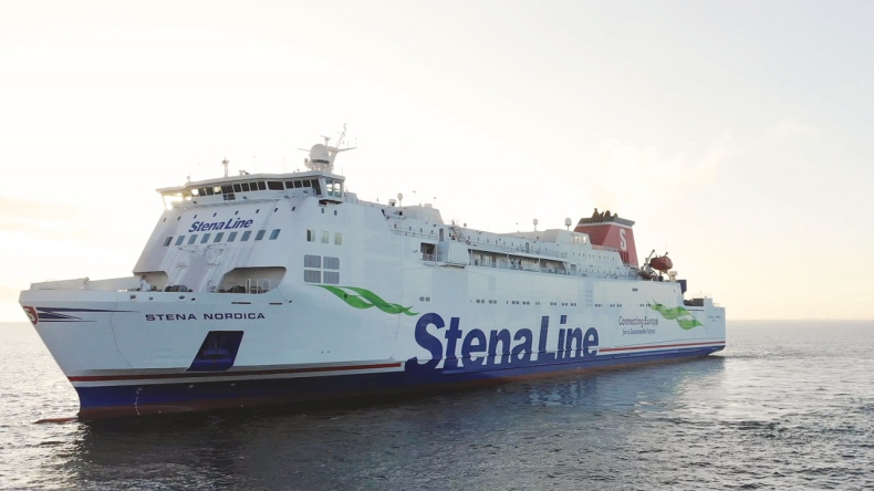Sztuczna inteligencja ograniczy emisję CO2 z promu Stena Line na linii Gdynia-Karlskrona - GospodarkaMorska.pl