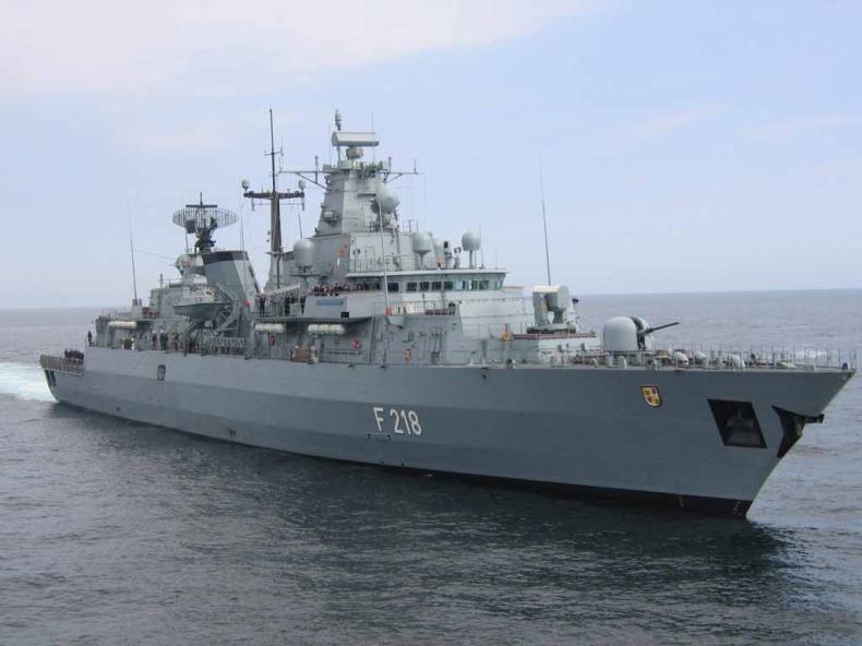 """Chiny nie chcą wizyty niemieckiego okrętu wojennego """"Bayern"""" - GospodarkaMorska.pl"""