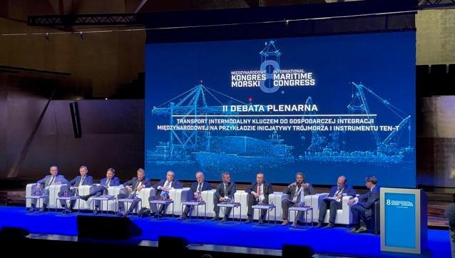 Zakończył się 8. Międzynarodowy Kongres Morski - GospodarkaMorska.pl
