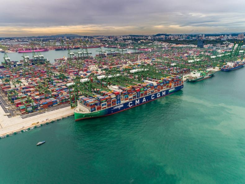 CMA CGM inwestuje w Brittany Ferries, aby wesprzeć odbudowę po pandemii koronawirusa - GospodarkaMorska.pl