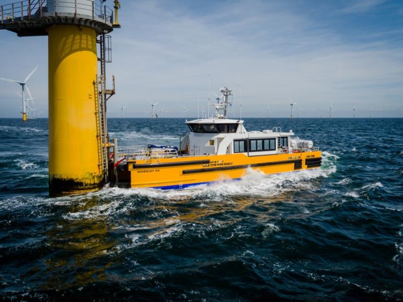 Pięć projektów w Wielkiej Brytanii chce dekarbonizować sektor morski za pomocą morskiej energetyki wiatrowej - GospodarkaMorska.pl
