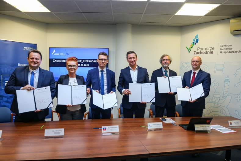 Zachodniopomorskie walczy o offshore - GospodarkaMorska.pl