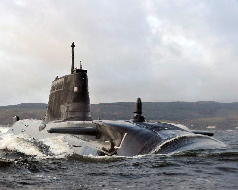 Brytyjczycy projektują nowe atomowe okręty podwodne - GospodarkaMorska.pl