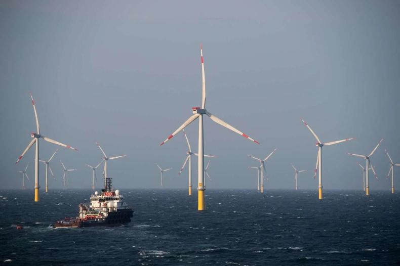 Grupa REWE i Ørsted podpisują kontrakt PPA na dostawy energii z morskiej farmy wiatrowej - GospodarkaMorska.pl
