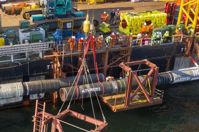 PGNiG dopuszczone do postępowania certyfikacyjnego Nord Stream 2 - GospodarkaMorska.pl