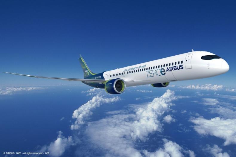 Airbus apeluje do żeglugi o wspólne działania w kwestii dekarbonizacji - GospodarkaMorska.pl