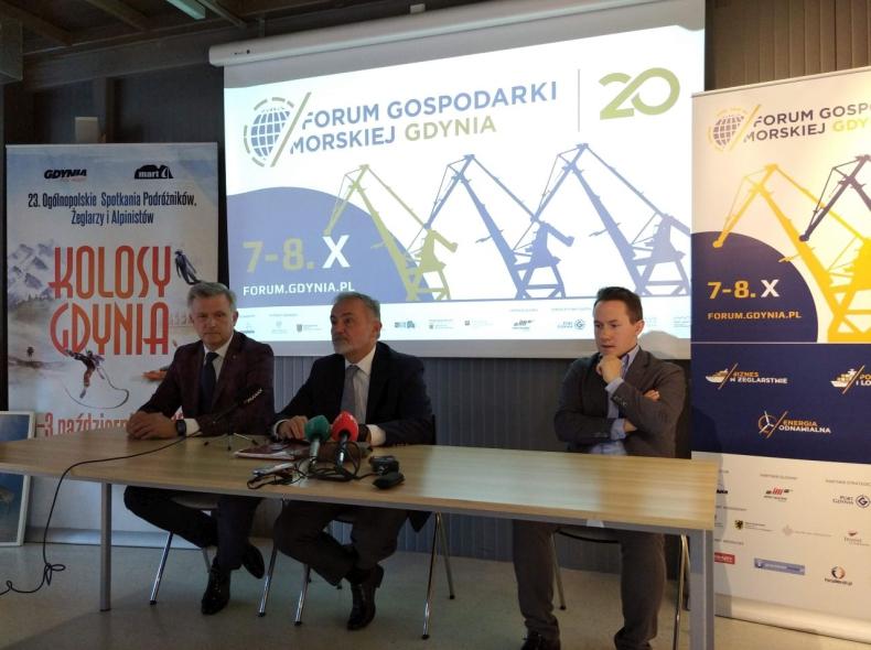 Gdynia. Miasto i port zapraszają na Forum Gospodarki Morskiej - GospodarkaMorska.pl