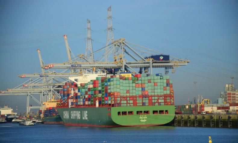 Seaspan dodaje 10 kontenerowców do ogromnej księgi zamówień na nowe jednostki - GospodarkaMorska.pl