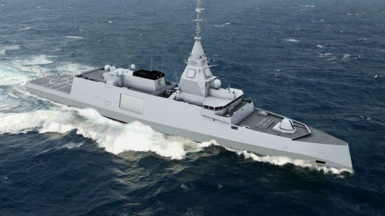 Grecja kupuje trzy francuskie fregaty - GospodarkaMorska.pl