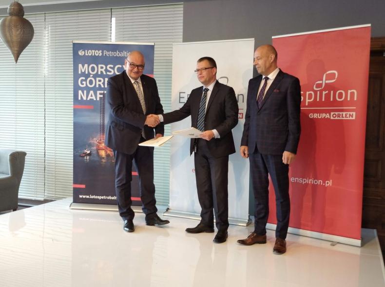 Enspirion zapewnia łączność na Bałtyku dla Lotos Petrobaltic - GospodarkaMorska.pl