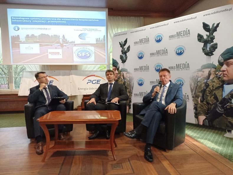 Polska Agencja Żeglugi Powietrznej partnerem strategicznym konferencji dronowej Security Forum Szczecin  - GospodarkaMorska.pl