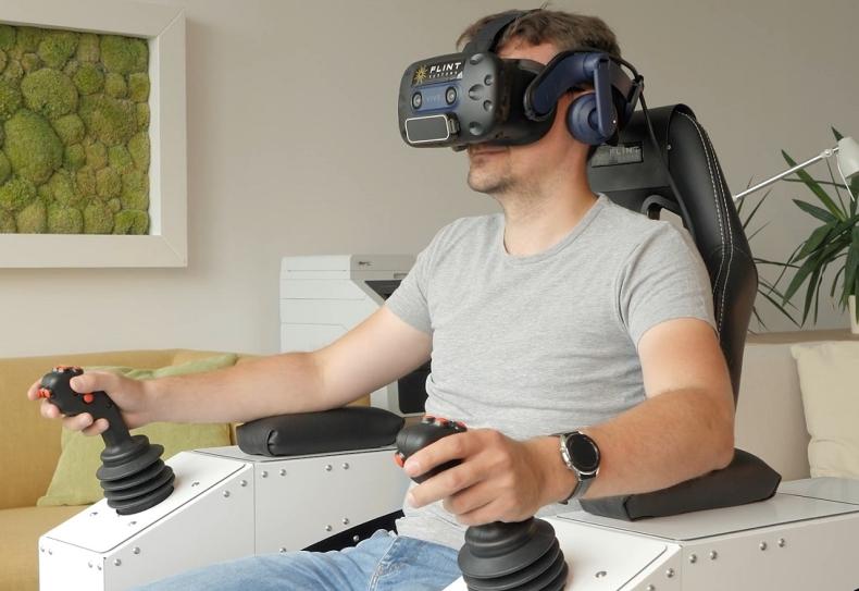 Flint Systems oferuje nowoczesne szkolenia w wirtualnej rzeczywistości - GospodarkaMorska.pl