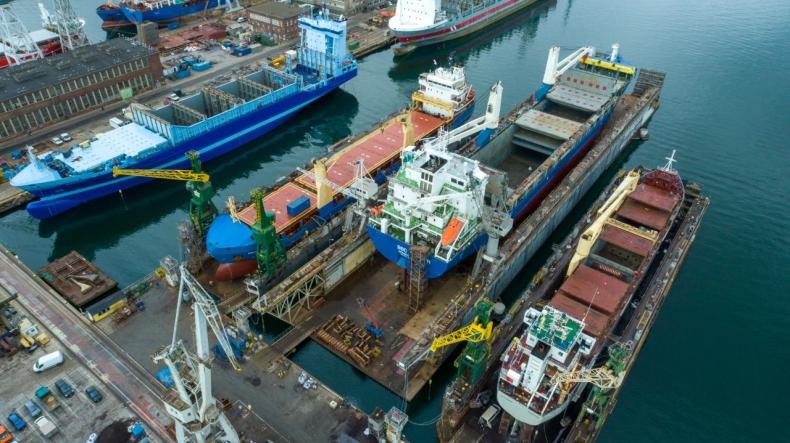 Nauta remontuje cztery statki dla Briese Schiffahrt [WIDEO, ZDJĘCIA] - GospodarkaMorska.pl