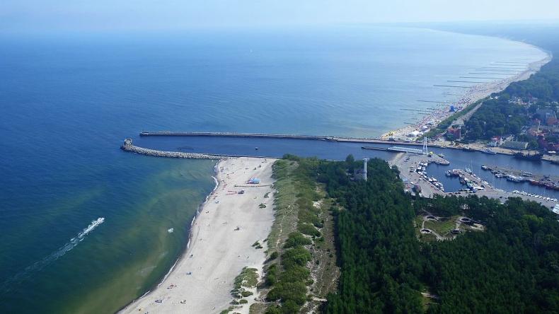 RWE pracuje nad bazą do obsługi farm wiatrowych w Ustce - GospodarkaMorska.pl