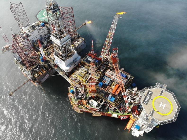 Lotos Petrobaltic przesyła gaz z bałtyckiego złoża na ląd - GospodarkaMorska.pl