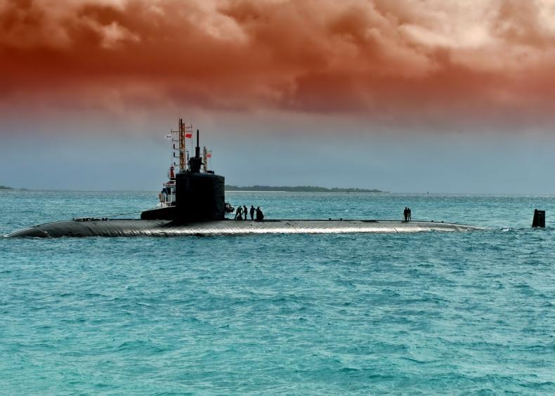 Rosjanie testują hipersoniczny pocisk wystrzeliwany z okrętu podwodnego - GospodarkaMorska.pl