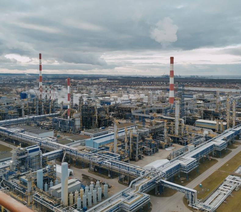 Lotos przygotowuje się do produkcji wodoru do tankowania statków - GospodarkaMorska.pl