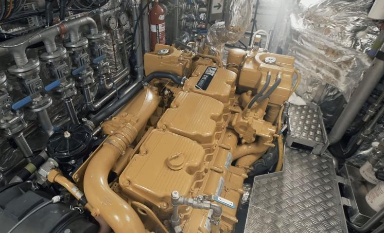 Eneria dostarcza silniki Caterpillar spełniające normy IMO III - GospodarkaMorska.pl