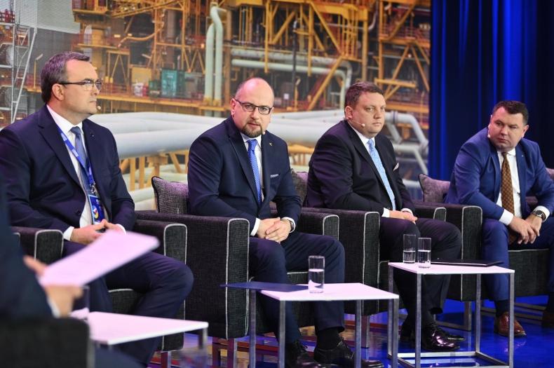 KGHM na Kongresie 590: transformacja energetyczna stanowi dla nas szansę - GospodarkaMorska.pl