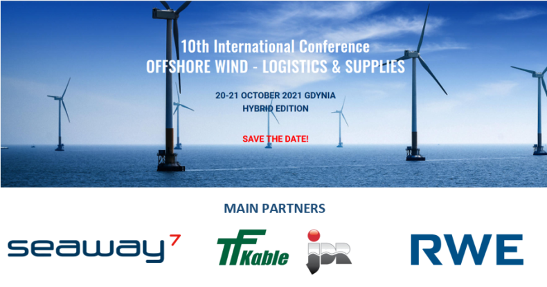 """Międzynarodowa Konferencja """"Offshore Wind - Logistics & Supplies"""" - GospodarkaMorska.pl"""