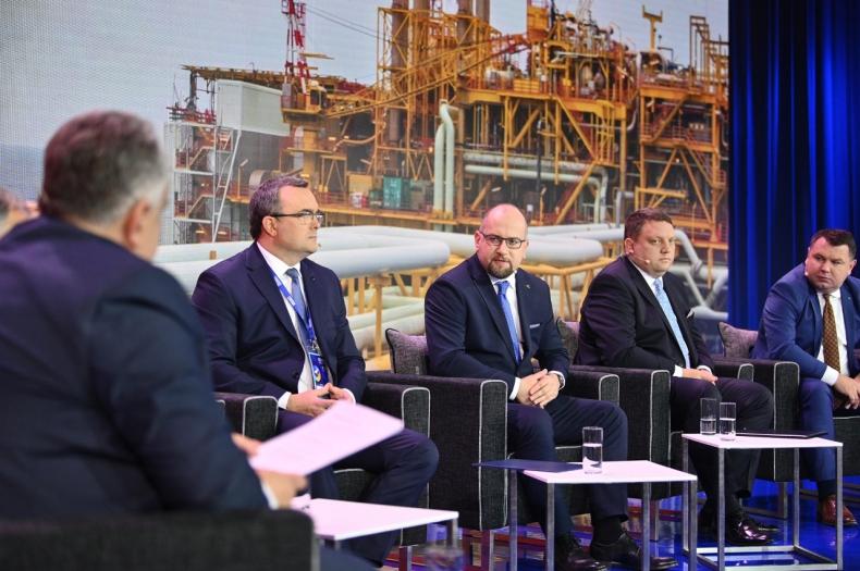 PGNiG na Kongresie 590: dywersyfikujemy dostawy gazu, by zapewnić bezpieczeństwo dostaw do Polski - GospodarkaMorska.pl