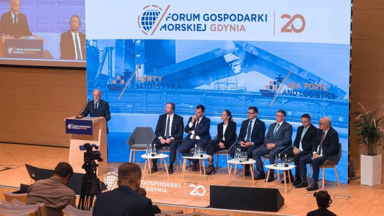 Forum Gospodarki Morskiej w Gdyni. Dzień pierwszy za nami - GospodarkaMorska.pl