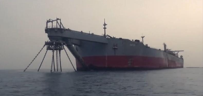 Stary tankowiec u wybrzeży Jemenu zagraża 8 milionom ludzi - GospodarkaMorska.pl