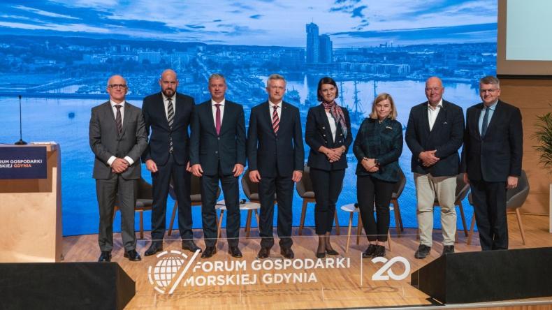 20. Forum Gospodarki Morskiej Gdynia – dyskusje i współpraca [WIDEO, ZDJĘCIA] - GospodarkaMorska.pl