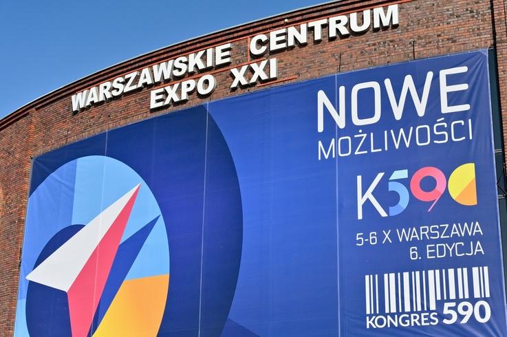 Odbył się Kongres 590. Eksperci rozmawiali również o przyszłości MEW - GospodarkaMorska.pl