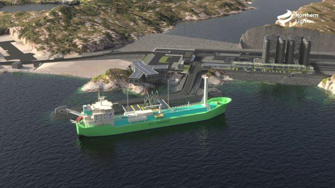 Shell wraz z partnerami zamawia pierwsze gazowce do przewozu CO2 napędzane LNG i wspomagane wiatrem - GospodarkaMorska.pl