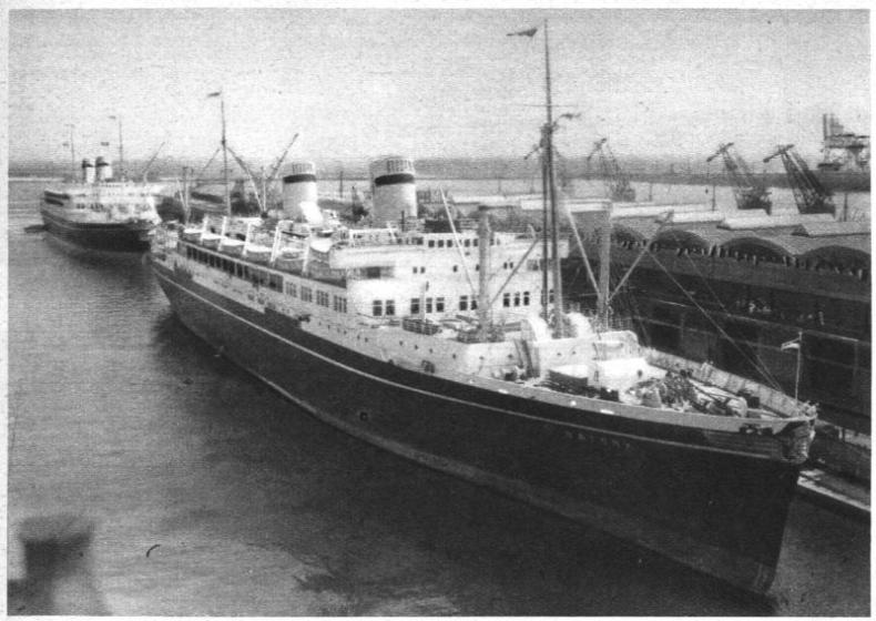 Makieta transatlantyku Batory w skali 1:10 będzie główną atrakcją Muzeum Emigracji - GospodarkaMorska.pl