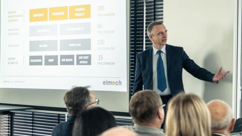 Grupa Technologiczna ASE ma swój magazyn energii. To krok w stronę oszczędności i OZE [WIDEO, ZDJĘCIA]-GospodarkaMorska.pl