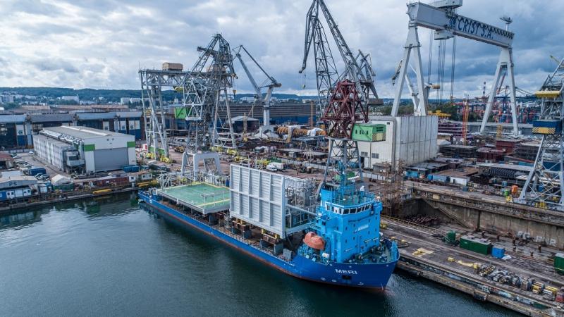 Energomontaż-Północ Gdynia SA zakończył realizację modułów dla projektu FPSO Johan Castberg (foto, wideo)-GospodarkaMorska.pl