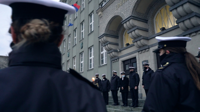100 lat Uniwersytetu Morskiego! (foto, wideo)-GospodarkaMorska.pl