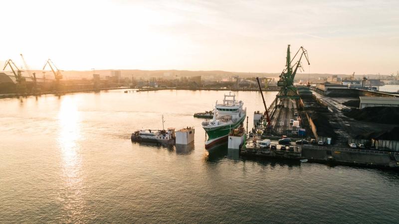 Stocznia Karstensen zwodowała statek rybacki dla Irlandczyków [foto, wideo]-GospodarkaMorska.pl